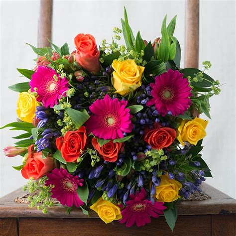 Summer Bouquet by Bouquet Of Summer Flowers Www Imgkid The Image Kid