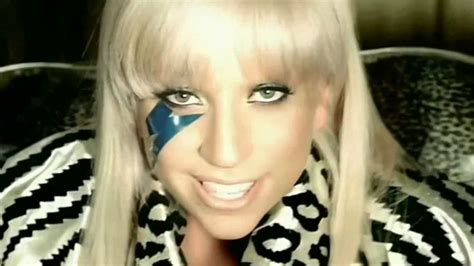motorboating song lady gaga just dance music video screencaps lady