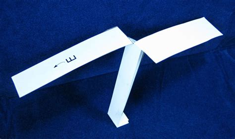 Make A Helicopter Out Of Paper - make a quot whirly bird quot from paper