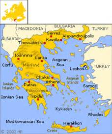 Lesvos Greece Map by Nassos Guest House Maps Of Lesvos Island Greece