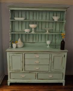 shabby chic kitchen hutch pin by tiffani curtis on for the home