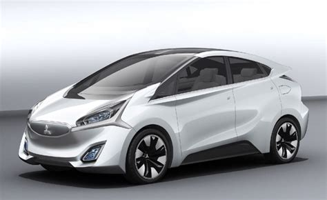 mitsubishi ca miev revealed with 186 mile electric range