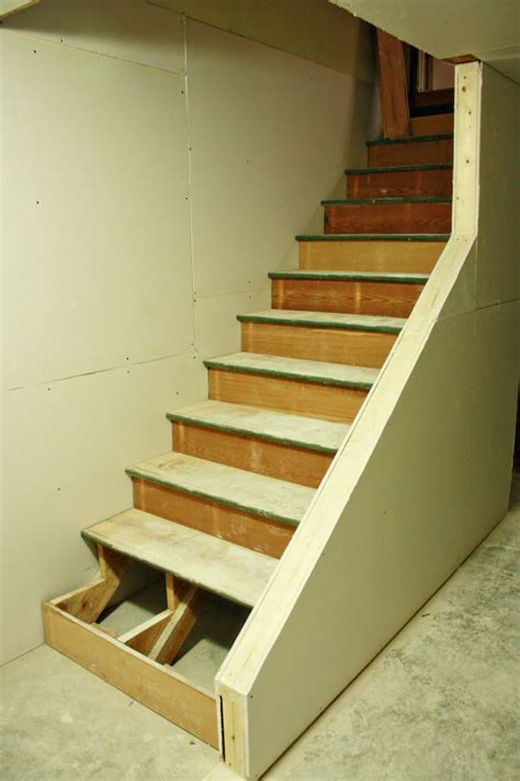 116 Best Images About Stairs Railing On Pinterest How To Make Basement Stairs