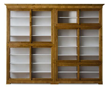 morelato librerie libreria modulare modulo biedermeier libreria morelato
