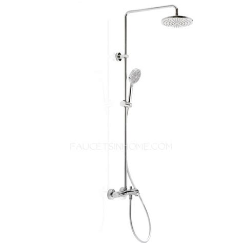 bathroom shower heads and faucets best thermostatic outside bathroom shower head and faucets