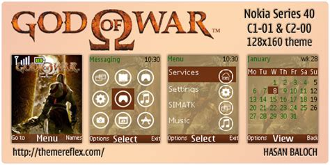 god themes nokia god of war theme for nokia c1 01 c2 00 themereflex