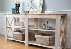 Outdoor Sideboard Console Table 22 Id 233 Es Cr 233 Atives Pour Recycler Des Palettes