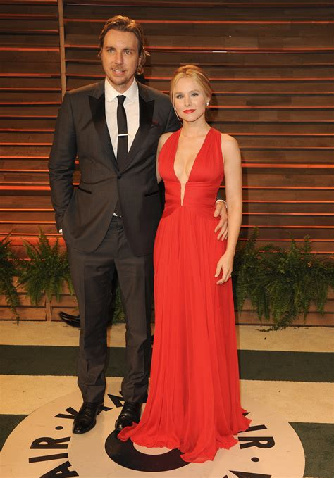 kristen bell husband kristen bell and her husband dax shepard got close