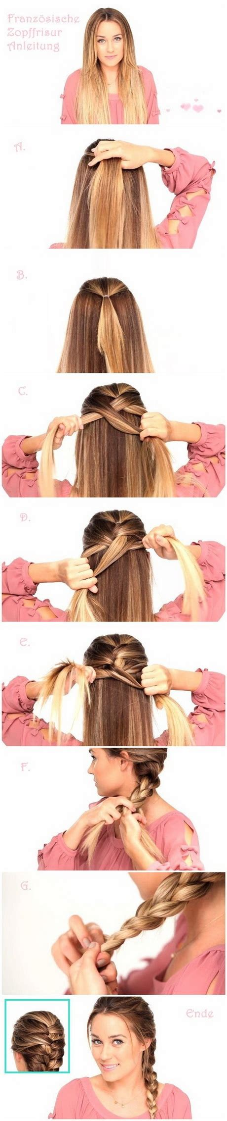 Hairstyles For Easy Braids by Easy Braids Hairstyles