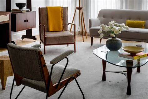 mid century modern interiors furniture 1840914068 brazilian midcentury modern furniture a sexier take on eames wsj