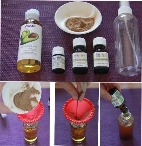 Массажное масло с эфирными маслами своими руками