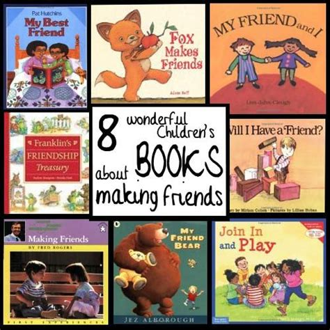 8 wonderful children s books about making friends