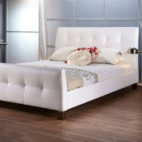 white queen size bed queen size bed white