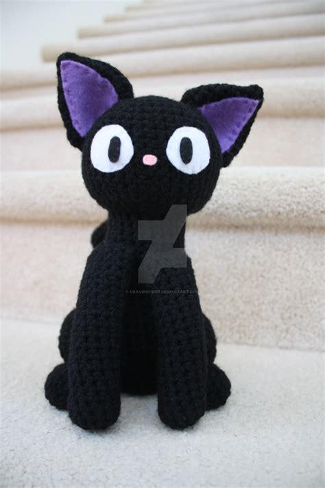 amigurumi jiji pattern crochet jiji kiki s delivery service by drag0nr1der on