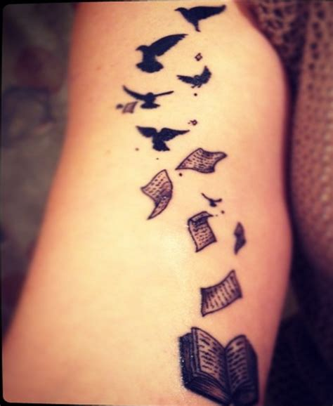 book tattoos pictures book wear tattoos 171 thelibrarylife