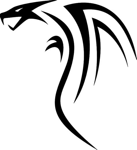 simple dragon images clipart best