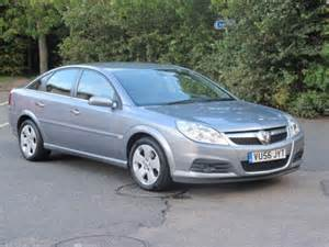 For Sale Vauxhall Used Vauxhall Vectra Car 2006 Silver Petrol For Sale In