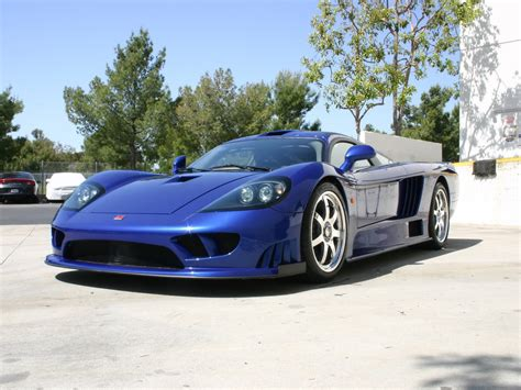 saleen car saleen s7 turbo modified vehicles pictures of