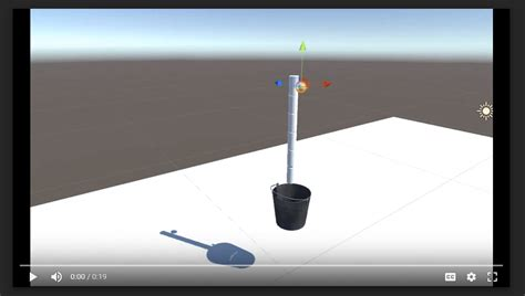 Unity How To Simulate An Elastic Force Using Hinge