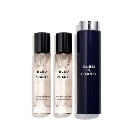Parfum Chanel Vaporisateur Spray bleu de chanel eau de toilette refillable travel spray fragrance chanel