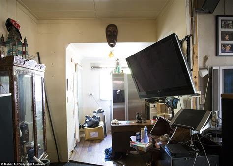 how to clean a hoarder room inside sydney hoarder s home just moments from bondi daily mail