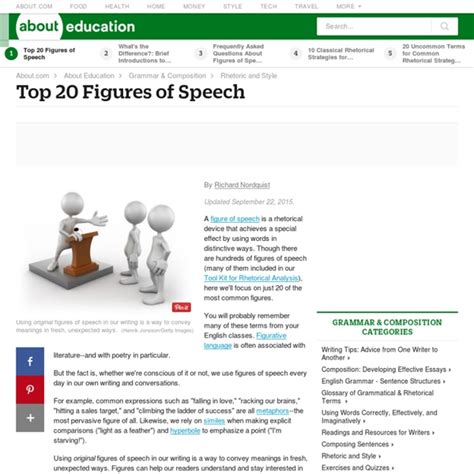 Figures Of Speech Sles top 20 figures of speech definitions and exles