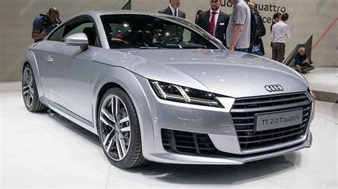 The New Audi Tt by The All New Audi Tt Is Here Top Gear