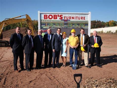 ground broken for bigger bob s discount furniture hq in