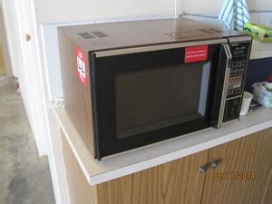 Quot National Quot Microwave Oven Model No Ne 6890 Serial No