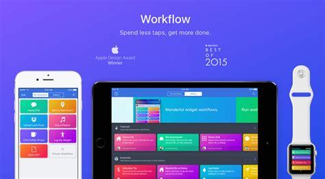 workflow mac apple zakupi蛯o popularn艱 aplikacj苹 workflow mobirank pl