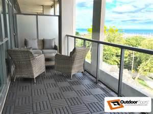 Outdoor Patio Floor Covering by Garage Amp Balcony Floor Plastic Rubber Deck Tiles Outdoor