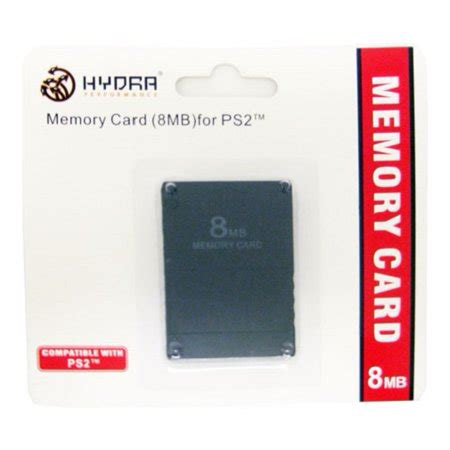 Memory Card Ps2 8mb By Winzgame ps2 8mb memory card for sony playstation 2 walmart
