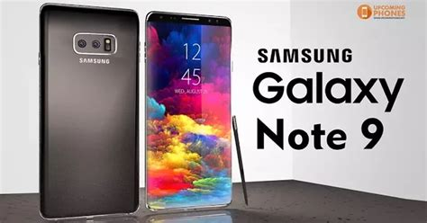 Samsung Note 9 samsung galaxy note 9 release date price and specs
