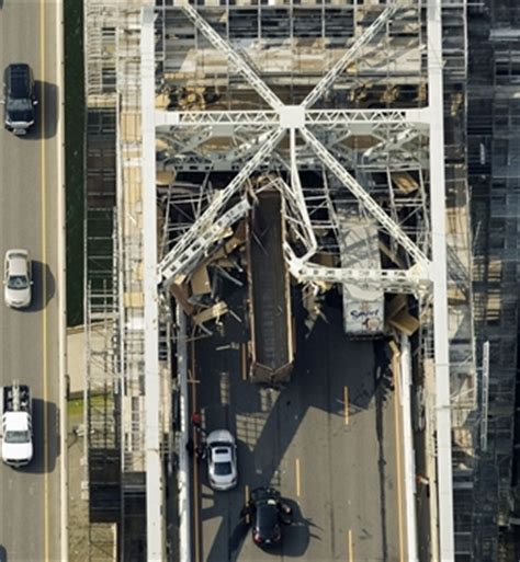 boat crash eastport skyway bridge cleared after thursday crash lanes remain
