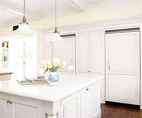 Two Fridges In Kitchen - kitchen with two refrigerators design ideas