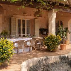 Patio Designs Spain Classic Patio Ideas In Mediterranean Style