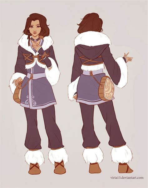 design nation clothes anime airbender girl google search anime oc