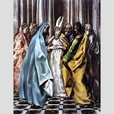 Dormition Of The Virgin El Greco | 457 x 600 jpeg 64kB