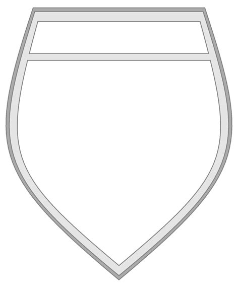 school shield template portfolio new school school shields by scottfreo