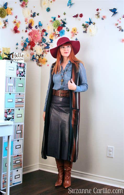 boho chic for women over 40 create your dream wardrobe suzanne carillo