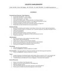 comprehensive resume sample free resume templates