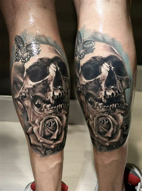 waden tattoo ideen f 252 r m 228 nner und frauen tattoos