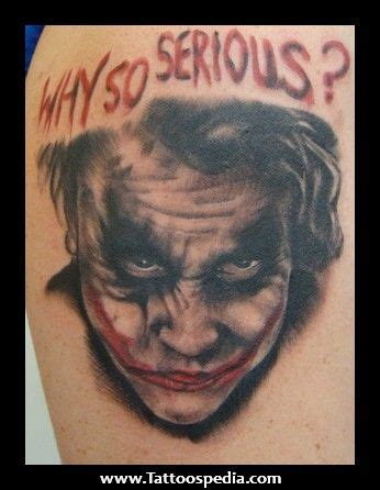 heath ledger joker tattoo designs heath 20ledger 20joker 20tattoo 20designs 201 heath ledger