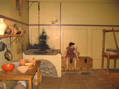 cuisine antique romaine le au coll 232 ge jean moulin