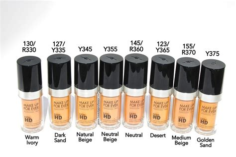 Makeup Forever Ultra Hd professor mufe ultra hd invisible cover foundation
