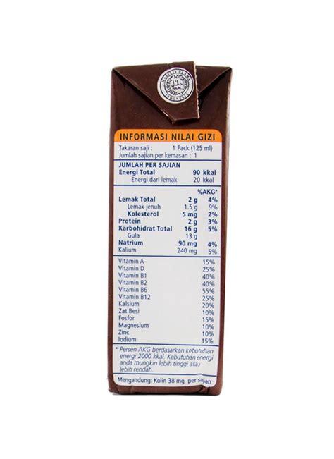 Indomilk Choclate indomilk cair chocolate btl 190ml klikindomaret