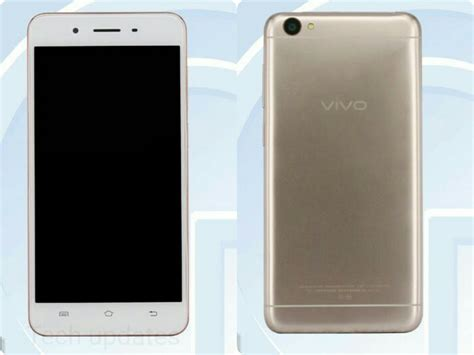 Vivo Y55 Smartphone 16 Gb2 Gb vivo y55 with 5 2 inch display gets certified at tenaa tech updates