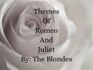 theme of responsibility in romeo and juliet themes of romeo and juliet by 17neist alys