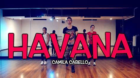 tutorial dance havana quot havana quot camila cabello dance video andrew heart