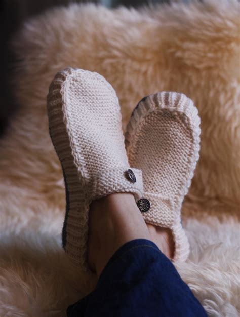 knitting slippers knitted slipper patterns a knitting